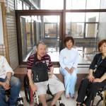 富山県高志リハビリテーション病院へバスケの売り込みと情報収集に!