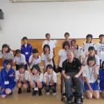 小矢部市サマーボランティアスクールの講師として行ってきました