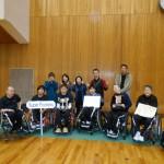 東海車椅子ツインバスケットボール三重大会