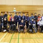 障がい者スポーツ指導者全国研修会が富山大学五福キャンパスであった