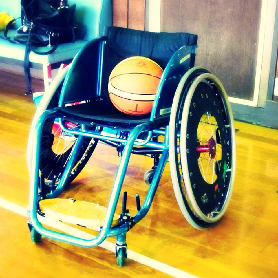 バスケ用車椅子