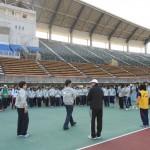 第14回富山県障がい者スポーツ大会に指導員として行ってきました。