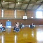 車椅子ツインバスケットボール10月19日高岡練習の人数とは?