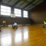 バスケの練習は和気藹々で楽しいのが一番!
