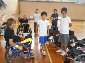 車椅子の比較①