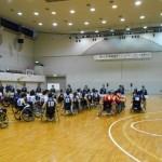 第62回東海車椅子ツインバスケットボール磐田大会に行ってきた!