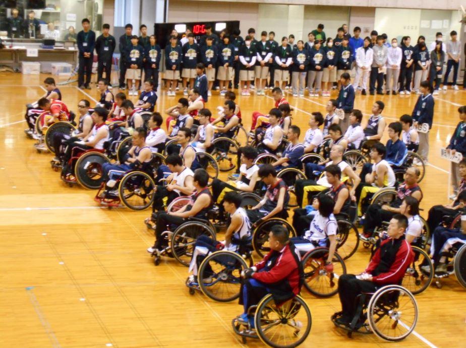 磐田大会開会式
