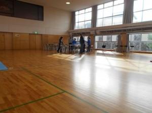 卓球バレー