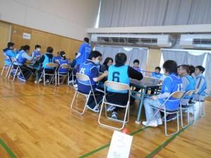 初球障害者スポーツ指導員の講習②