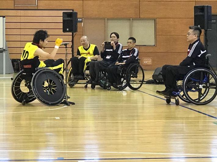 砺波大会選手宣誓