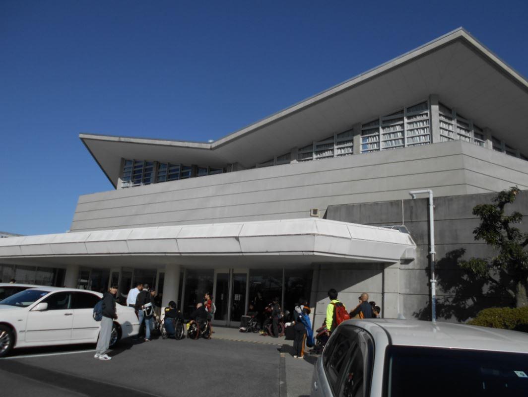 大垣総合体育館